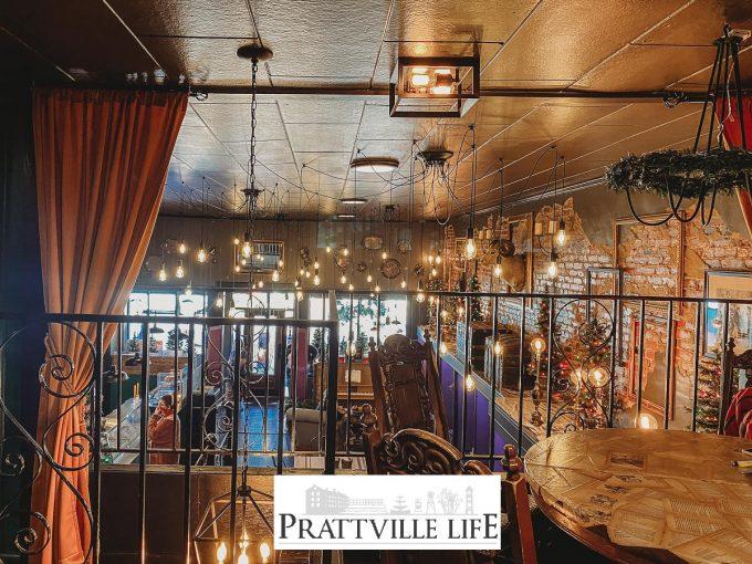 Cafe in Prattville, AL