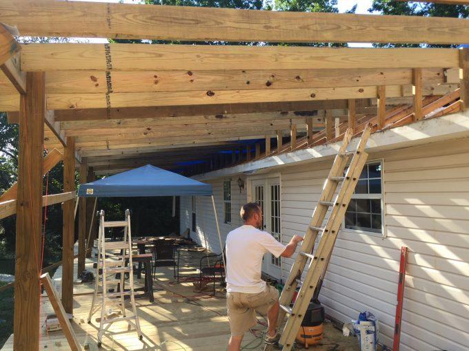 Deck & Porch Addition Prattville, AL
