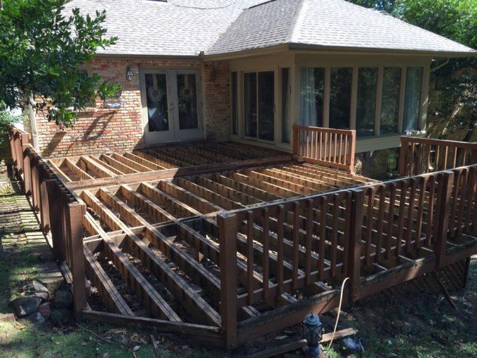 Deck Builder & Deck Board Replacement in Prattville, AL