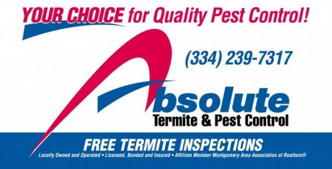 Absolute Termite & Pest Control