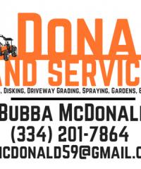 McDonald Land Services