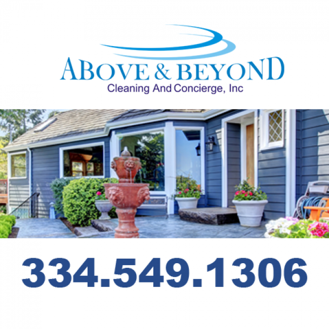 Above & Beyond Residential Cleaning Service