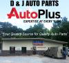 D & J Auto Parts Inc.