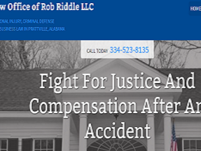 Law Office of Rob Riddle