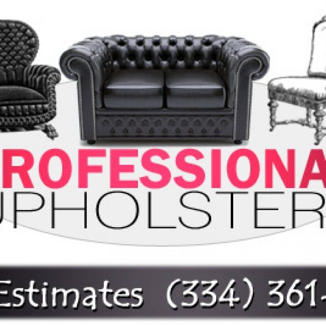 Professional Upholstery