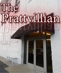 The Prattvillian Room – Banquet & Party