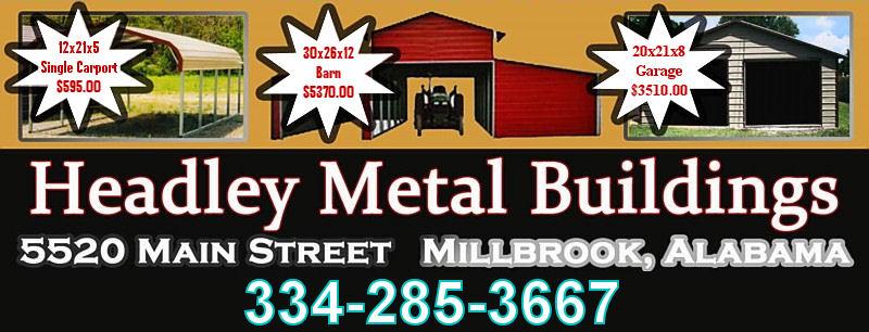 Headley Metal Buildings