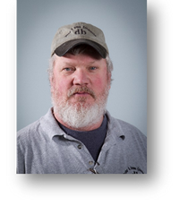 About Gary Evans, Superintendent, Dunbar & Brawn Construction, Bangor, Maine.