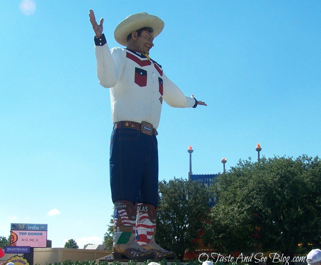 Big Tex 2013