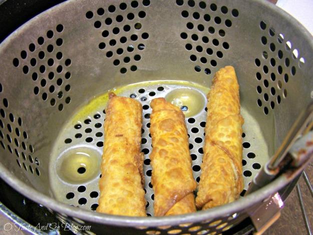 pizza rolls fried