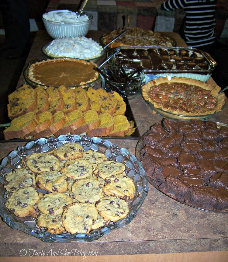 pie and praise 115
