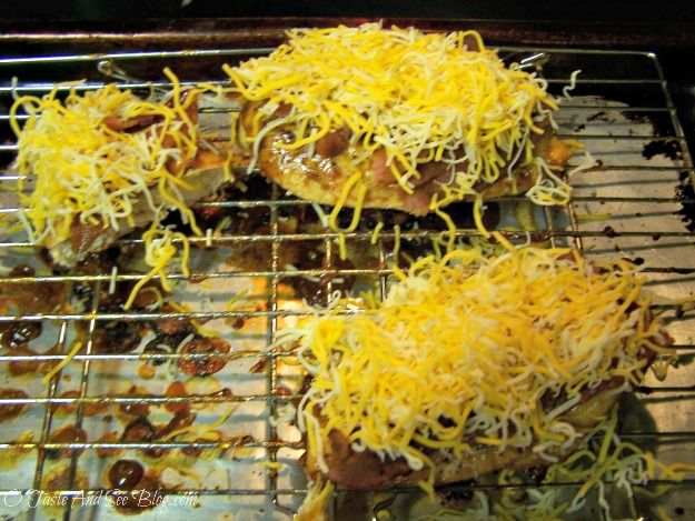 bbq chicken with bacon and cheese 047