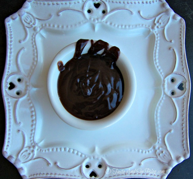 Mexican chocolate sauce 016