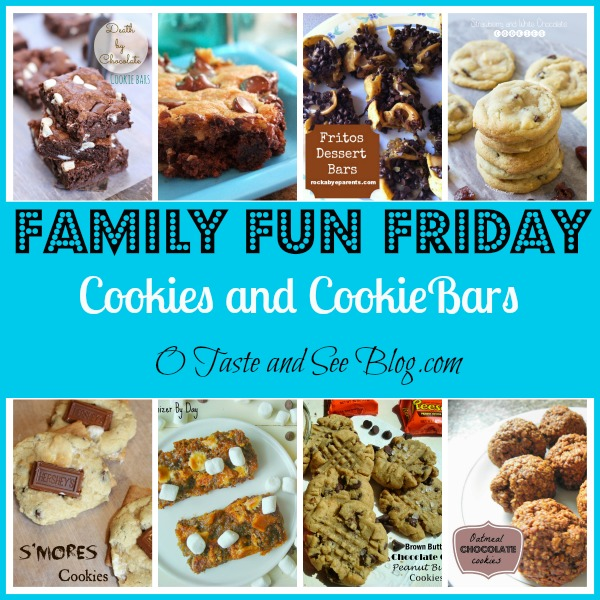 cookies and cookie bars
