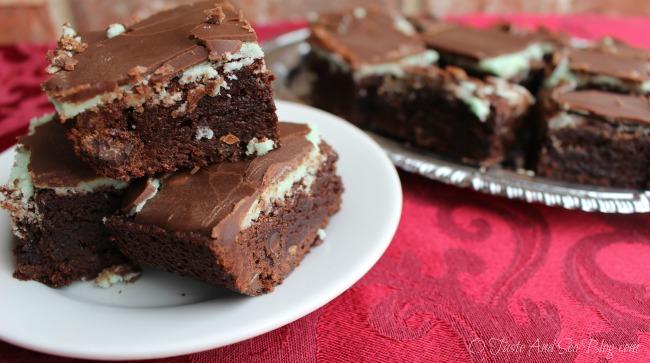 andes mint brownies 151