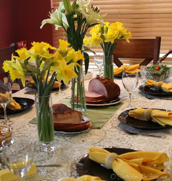 Easter Celebration HoneyBaked Ham