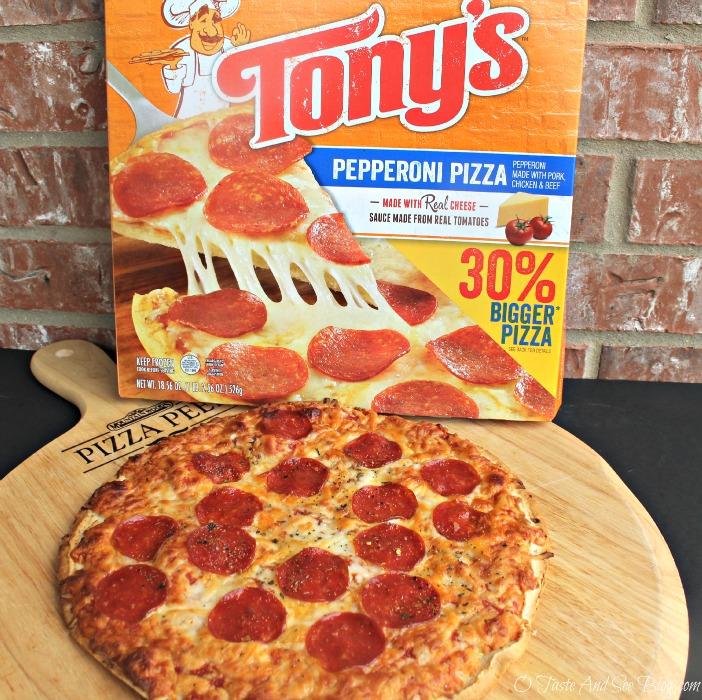 Game NIght Snacks #BigPizzeriaTaste