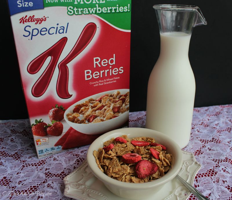 Special K Red Berries #ESFE AD