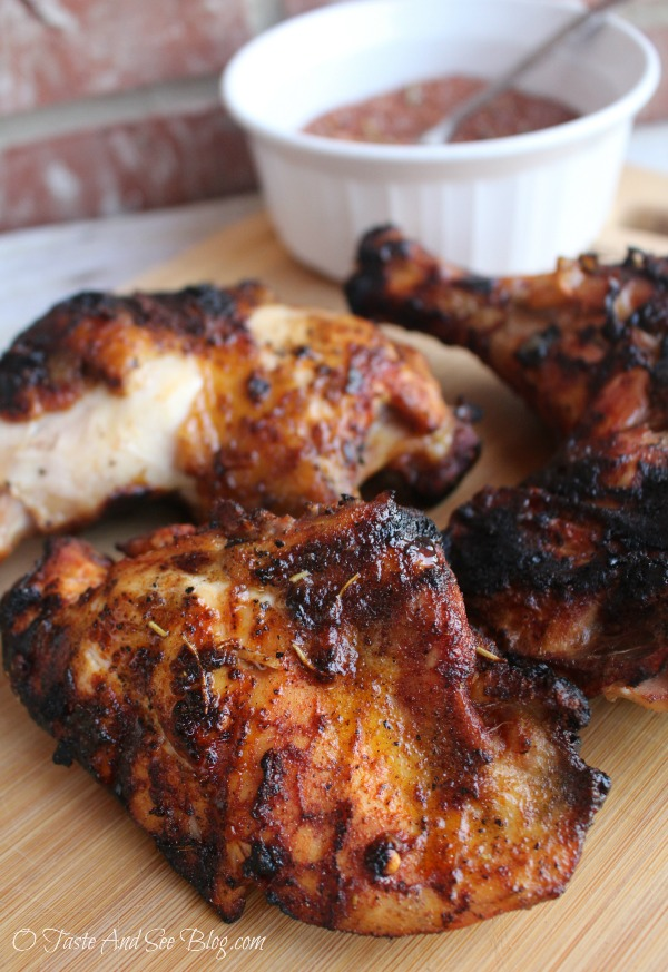 Wicked Good Chicken Rub #ad