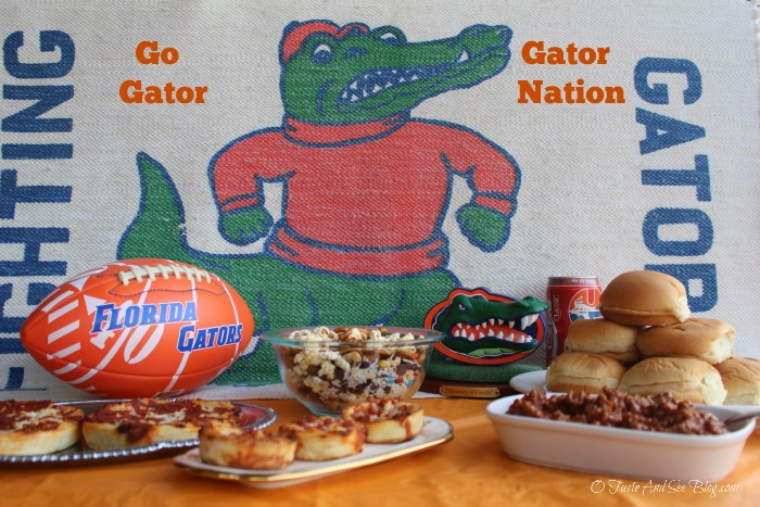 Easy Game Day Food #RedBaronGameTime #ad