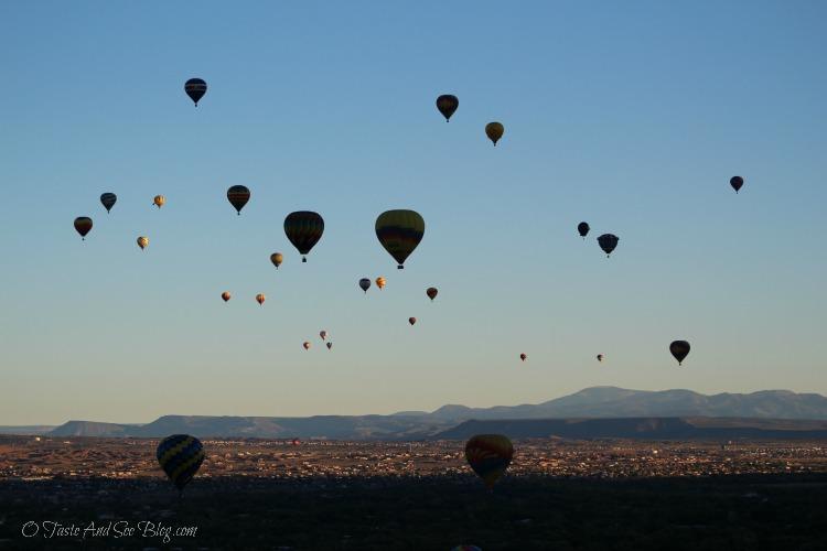 Albuquerque Balloon Fiesta 2017 #hosted