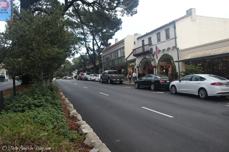Carmel by the Sea #hosted