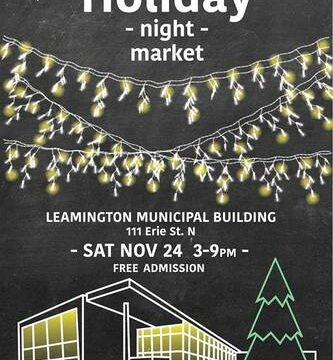 Musician Call – Leamington Holiday Night Market
