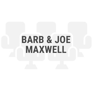Barb & Joe Maxwell