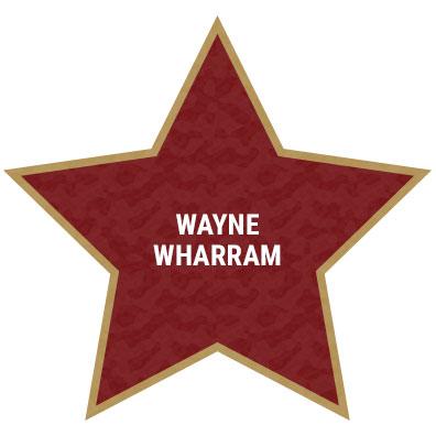 Wayne Wharram