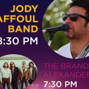 Music on the 42nd ~ Jody Raffoul Band