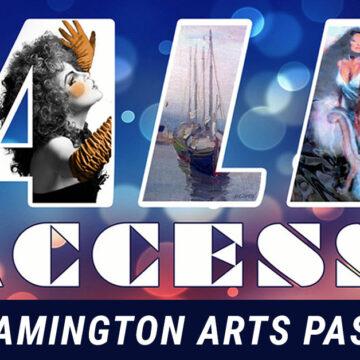 All Access Leamington Arts Pass