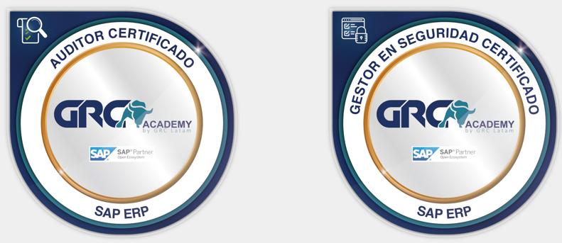 Certificaciones GRC Academy
