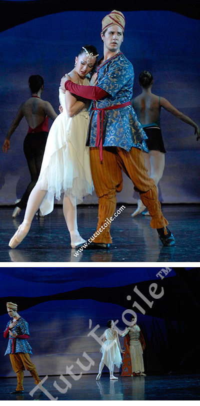 Odette and Siegfried Choreographed by James Clouser