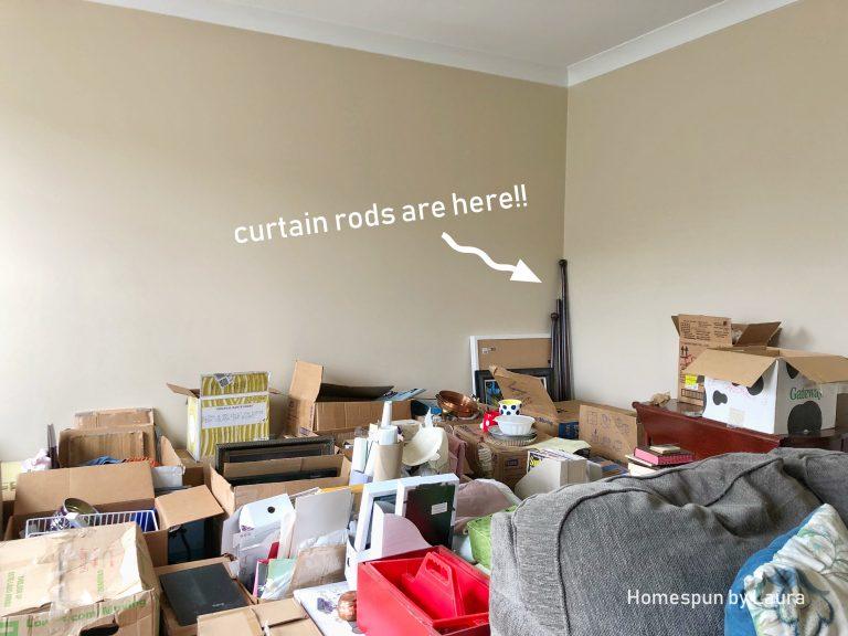 Vintage Toy Neutral nursery in progress - Fall 2018 One Room Challenge