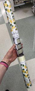 lemon-print-paper