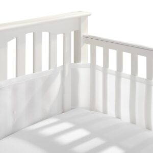 Breatheable mesh crib liner by Breatheable Baby
