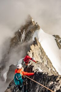 Climbing New Peaks