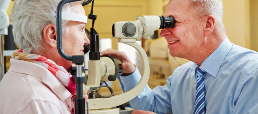 Homecare in Sunnyvale CA: Senior Diminished Eyesight