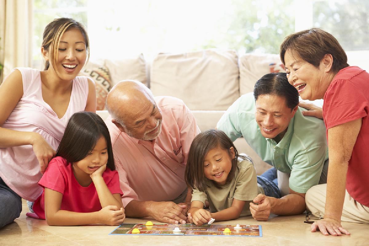 Elder Care in San Jose CA: Grandparents Day