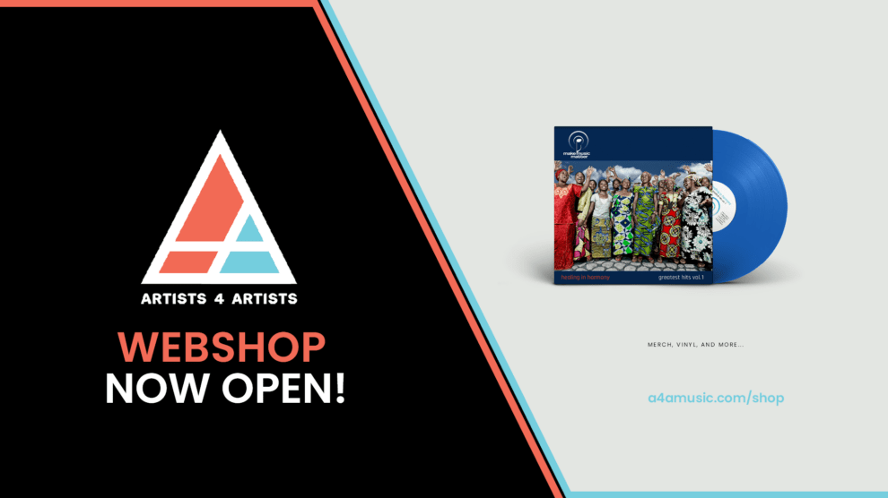 Presenting the Brand New A4A Webshop!