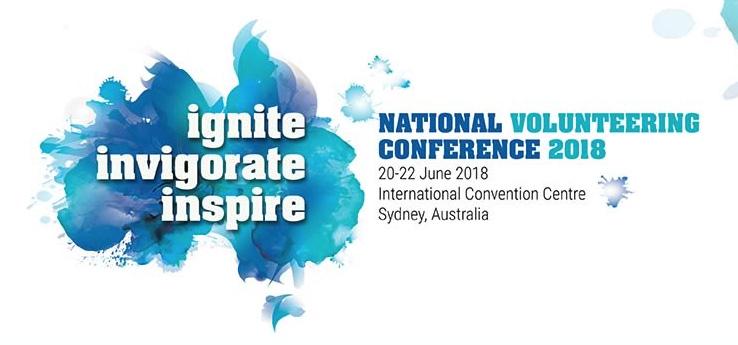 National Volunteering Conference 2018