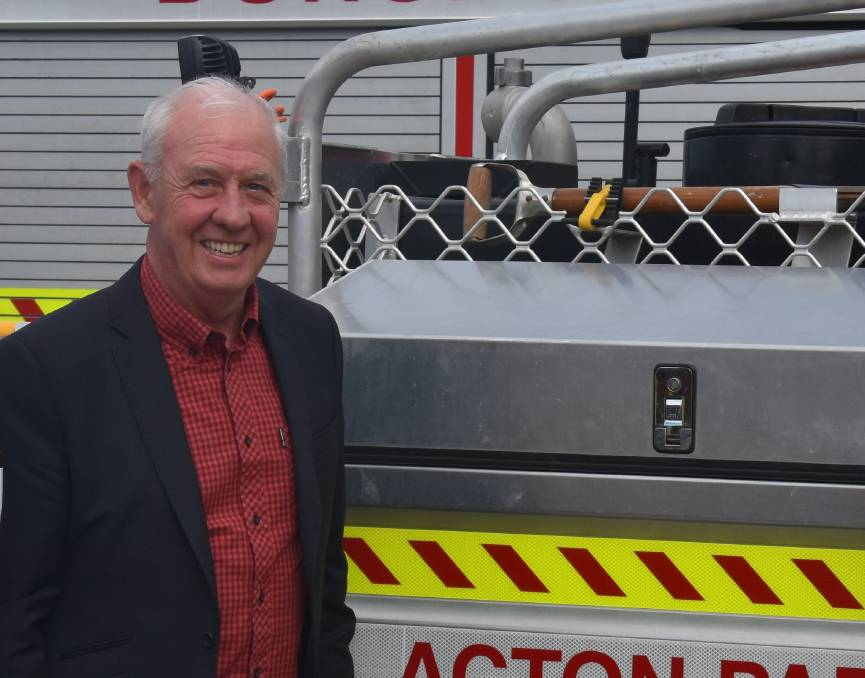Emergency Services Minister Fran Logan announced a new rural fire division will be established within DFES in response to recommendations made in the Ferguson Report.