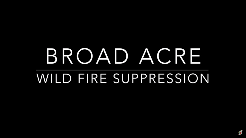 """AVBFB releases short """"explainer"""" video on wildfire suppression techniques: Scaddan"""