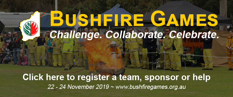 Volunteer Bushfire Games Perth Western Australia November 2019
