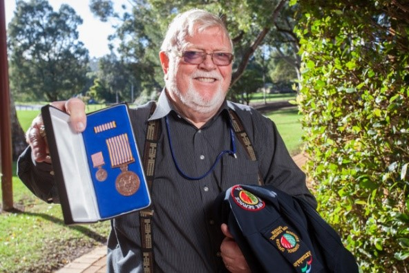 Vale Brian Watkins – a personal note from AVBFB President Dave Gossage