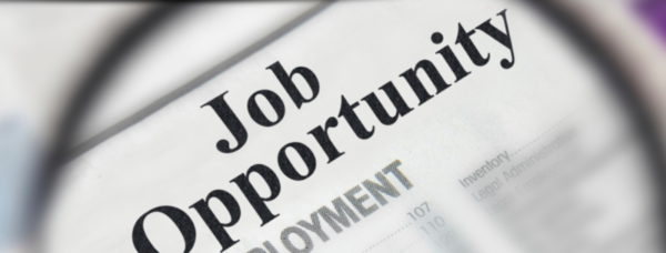 Work with us: Administrative Assistant