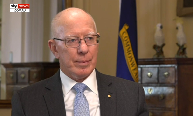 Governor-General: We must not forget bushfire damaged regions