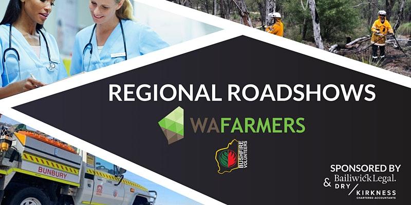 Bushfire Volunteers / WA Farmers member forum – Merredin 19 August 2020