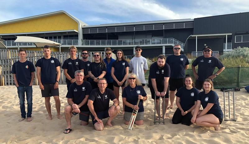 Bunbury Volunteer Bush Fire Brigade Bonding-and-Beach-Cricket1e-14-01-21