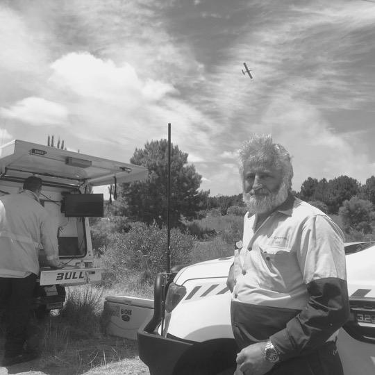 Unpaid Professionals – Mick Papalia – Leschenault VBFB, Shire of Harvey